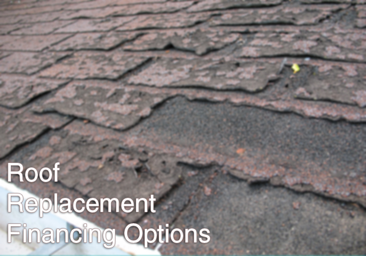 Roof Replacement Financing Options Arlington TX
