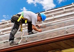 Financing through your roofing contractor